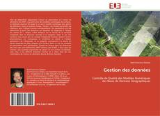 Bookcover of Gestion des données