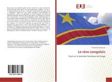 Buchcover von Le rêve congolais