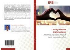 Buchcover von La négociation diplomatique
