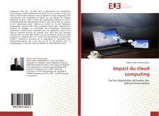 Bookcover of Impact du cloud computing