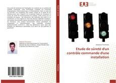 Capa do livro de Etude de sûreté d'un contrôle commande d'une installation
