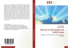 Capa do livro de Réussir la refondation de la RD Congo