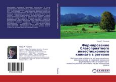 Bookcover of Формирование благоприятного инвестиционного климата в регионе