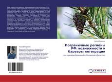 Bookcover of Пограничные регионы РФ: возможности и барьеры интеграции