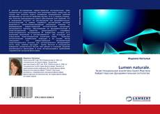 Bookcover of Lumen naturale.