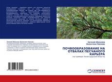 Bookcover of ПОЧВООБРАЗОВАНИЕ НА ОТВАЛАХ ПЕСЧАНОГО КАРЬЕРА