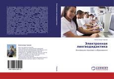 Bookcover of Электронная лингводидактика