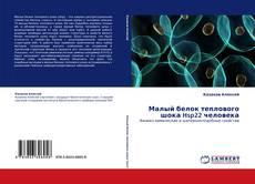 Portada del libro de Малый белок теплового шока Hsp22 человека