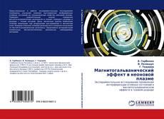 Bookcover of Магнитогальванический эффект в неоновой плазме