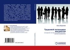 Bookcover of Трудовой потенциал мигрантов