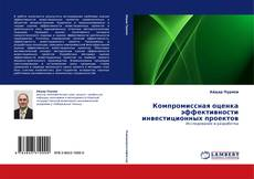 Buchcover von Компромиссная оценка эффективности инвестиционных проектов