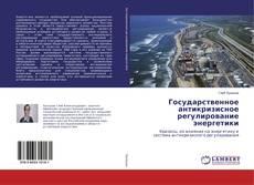 Copertina di Государственное антикризисное регулирование энергетики