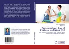 Bookcover of Psychometrics of Scale of Emotional Intelligence (SEI)