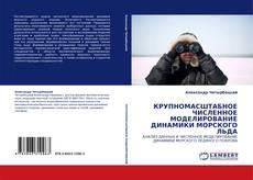 Buchcover von КРУПНОМАСШТАБНОЕ ЧИСЛЕННОЕ МОДЕЛИРОВАНИЕ ДИНАМИКИ МОРСКОГО ЛЬДА