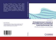 Bookcover of Специальные знания в Российском уголовном судопроизводстве