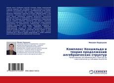 Portada del libro de Комплекс Хохшильда и теория продолжений алгебраических структур