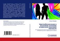Portada del libro de Цветообозначения в языковом сознании вторичной языковой личности