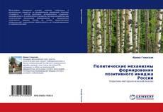 Bookcover of Политические механизмы формирования позитивного имиджа России