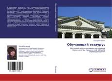Обучающий тезаурус kitap kapağı
