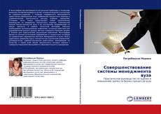 Bookcover of Совершенствование системы менеджмента вуза