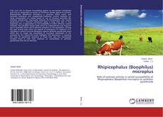 Bookcover of Rhipicephalus (Boophilus) microplus