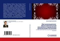Организационно-функциональный механизм управления денежными потоками的封面