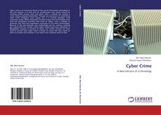 Bookcover of Cyber Crime