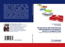 Bookcover of Экзогенно-органические заболевания головного мозга у подростков