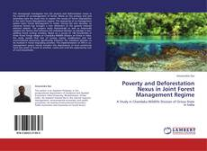 Capa do livro de Poverty and Deforestation Nexus in Joint Forest Management Regime