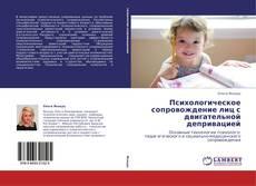 Borítókép a  Психологическое сопровождение лиц с двигательной депривацией - hoz