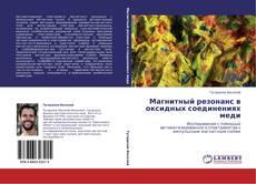 Capa do livro de Магнитный резонанс в оксидных соединениях меди