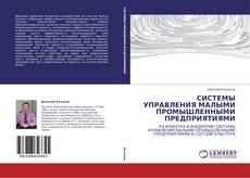 Bookcover of СИСТЕМЫ УПРАВЛЕНИЯ МАЛЫМИ ПРОМЫШЛЕННЫМИ ПРЕДПРИЯТИЯМИ