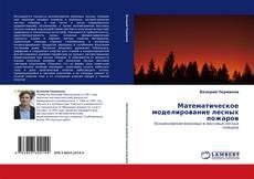 Обложка Математическое моделирование лесных пожаров