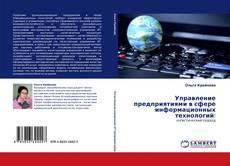 Bookcover of Управление предприятиями в сфере информационных технологий: