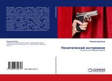 Buchcover von Политический экстремизм