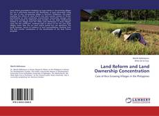 Bookcover of Land Reform and Land Ownership Concentration