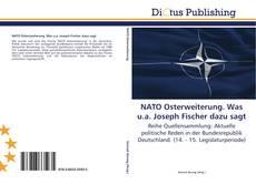 Bookcover of NATO Osterweiterung. Was u.a. Joseph Fischer dazu sagt