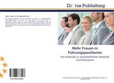 Portada del libro de Mehr Frauen in Führungspositionen