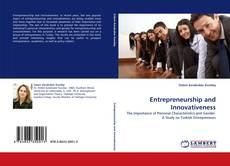 Couverture de Entrepreneurship and Innovativeness
