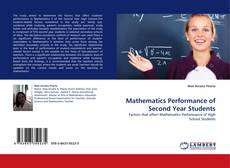 Copertina di Mathematics Performance of Second Year Students