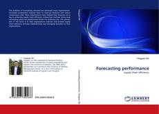 Bookcover of Forecasting performance