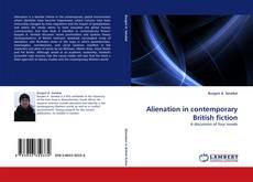 Bookcover of Alienation in contemporary British fiction