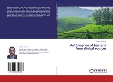 Buchcover von Antibiogram of bacteria from clinical sources