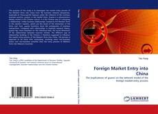 Bookcover of Foreign Market Entry into China