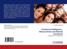 Bookcover of Emotional Intelligence - Measurement and Related Constructs