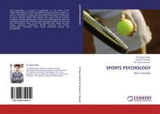 Обложка SPORTS PSYCHOLOGY