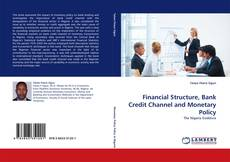 Bookcover of Financial Structure, Bank Credit Channel and Monetary Policy