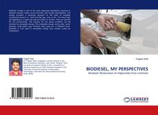 Bookcover of BIODIESEL, MY PERSPECTIVES