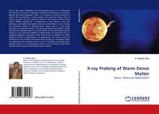 Borítókép a  X-ray Probing of Warm Dense Matter - hoz