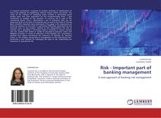 Copertina di Risk - Important part of banking management